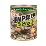 Konzerva DB Frenzied Hemp+Snails 700g