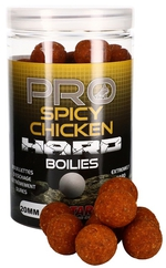 Starbaits boilie Pro Spicy Chicken Hard 24mm 200g
