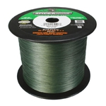 Spiderwire šňůra Stealth Smooth8 zelená 0,30mm 1m 34,4kg