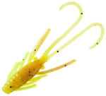 Mympha PowerBait Power Nymph Pumpkin Chatreuse