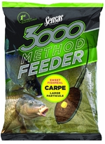 Sensas 3000 Super Method Feeder Carpe 1kg