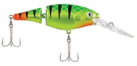 Wobler Berkley Flicker Shad 7cm-2 dílný Firetail Anti-Freeze