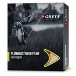 Muškařská šňůra Greys Platinum Stealth Fly Lines WF3 float