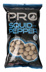 Starbaits boilie PRO Squid+pepper 1kg