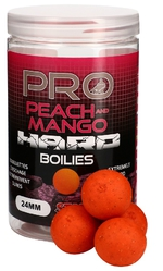 Starbaits boilie Pro Peach-Mango Hard 20mm 200g