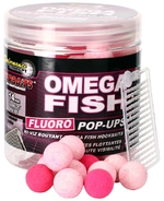 Starbaits plovoucí fluo boilie Omega Fish 14mm