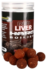 Starbaits boilie Red Liver Hard 20mm 200g